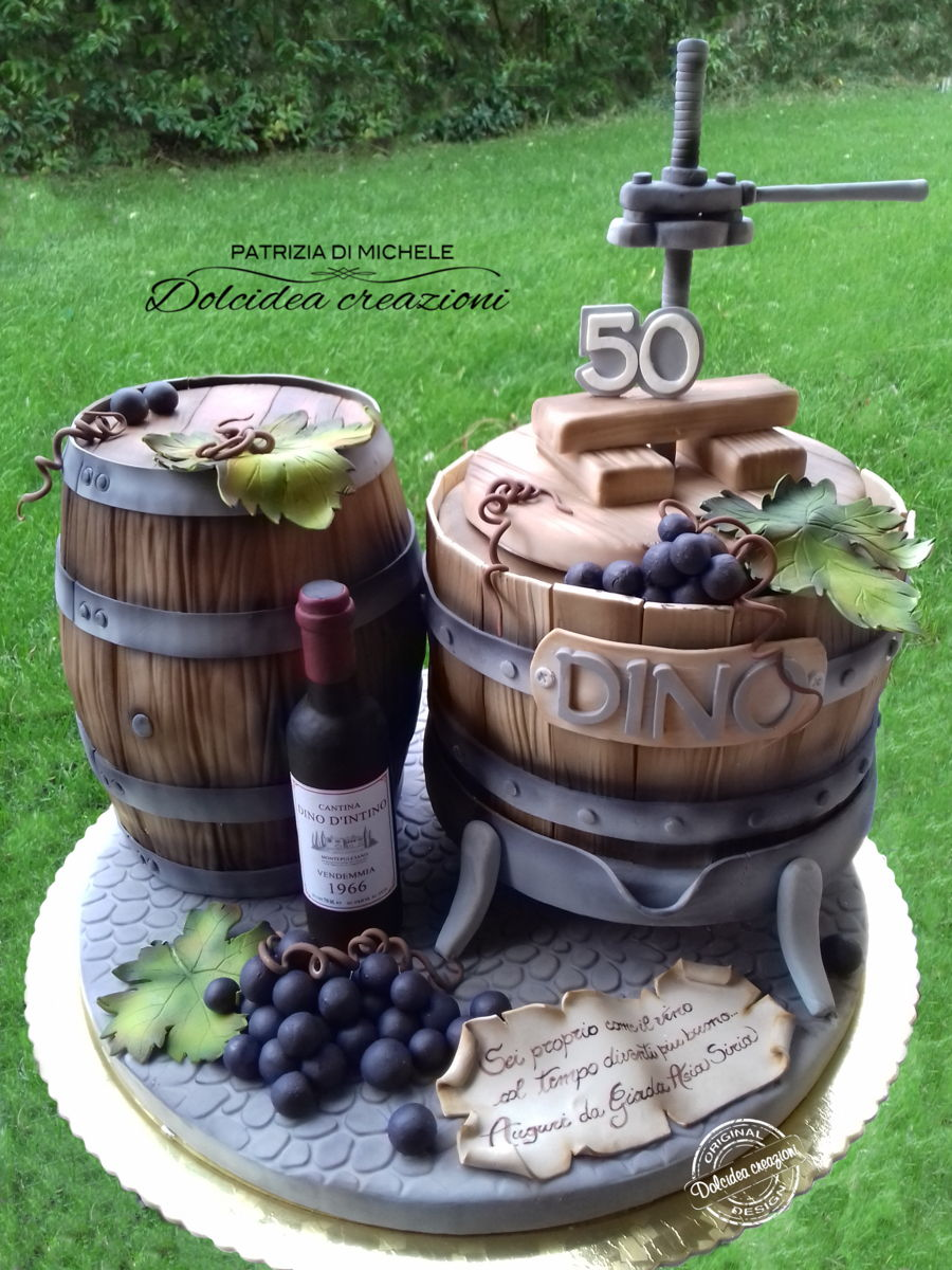Let's Wine on Cake Central