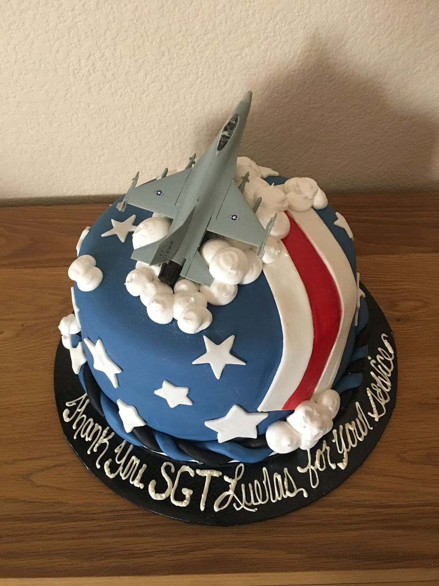 Outstanding Military Birthday Cake Cakecentral Com Personalised Birthday Cards Paralily Jamesorg