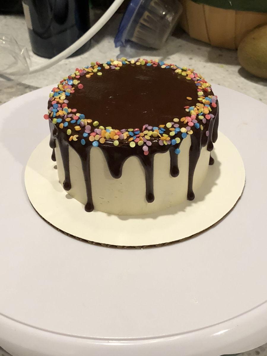 Marble Drip - Anns Designer Cakes