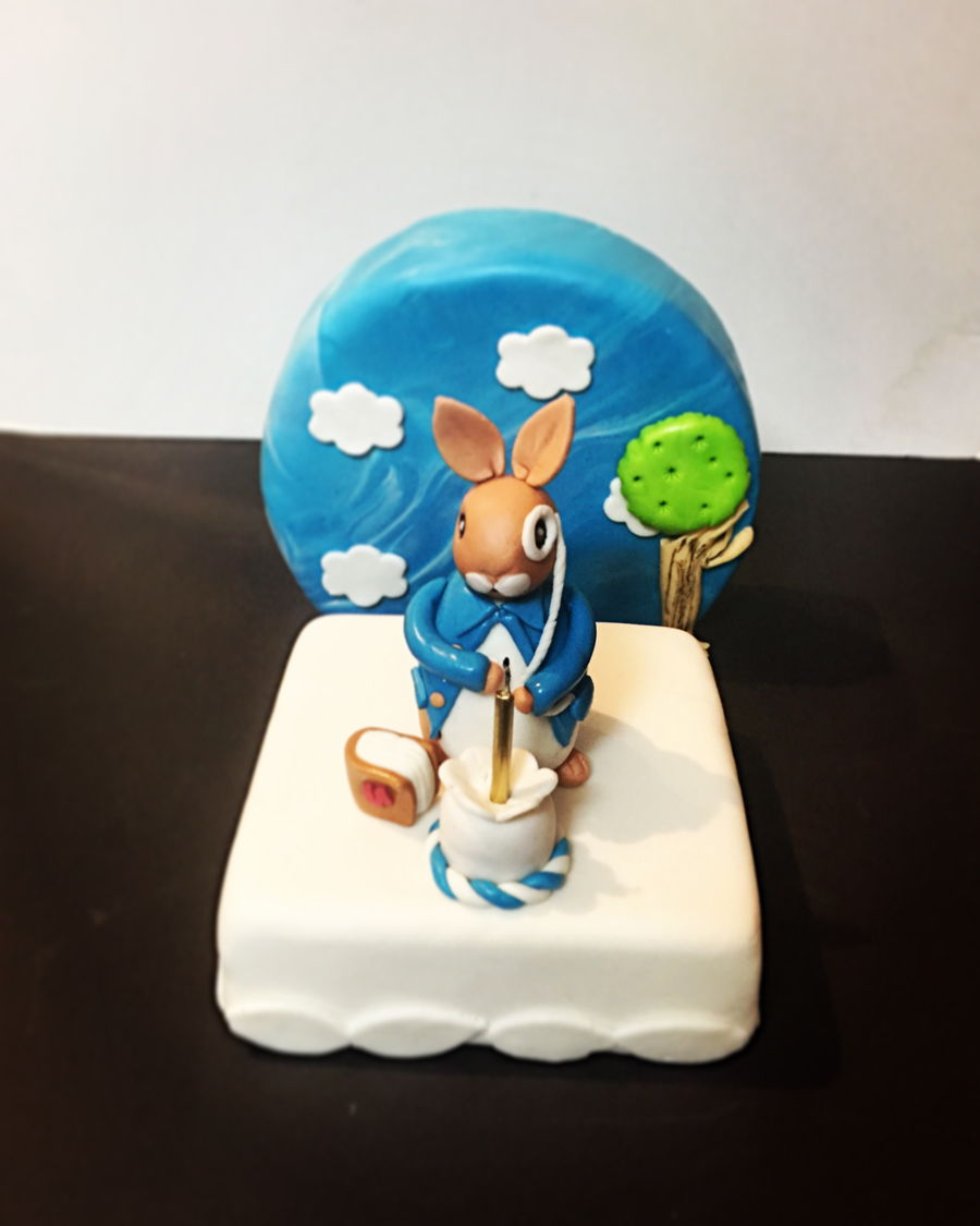 Rabbit on Cake Central