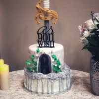 Princess Bride Cake As you wish princess bride cake