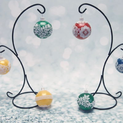 Chocolate Ornaments