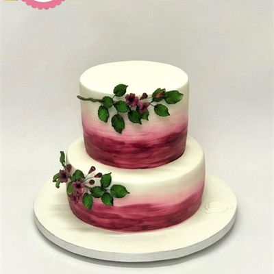 Romantic Birthday Cake