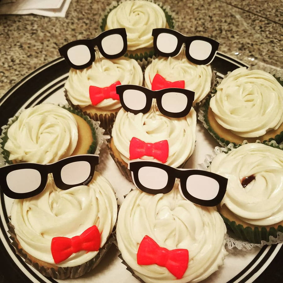 Nerdy Cupcake!!! on Cake Central