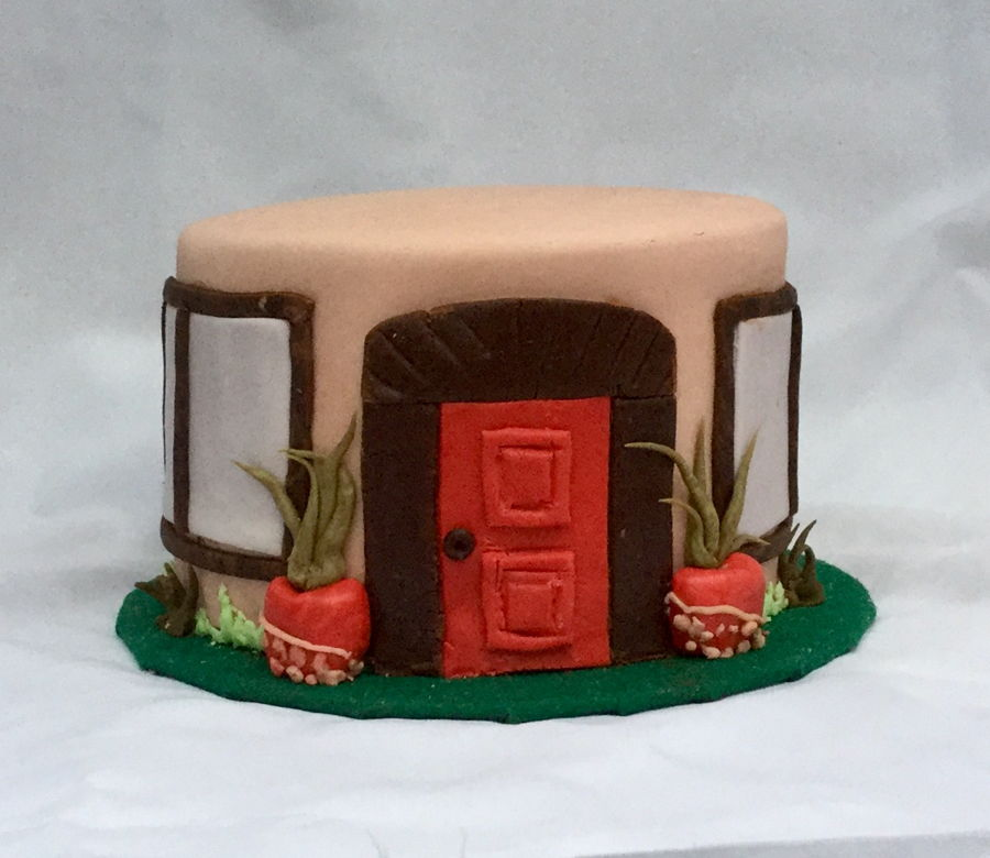 New Home Cake on Cake Central
