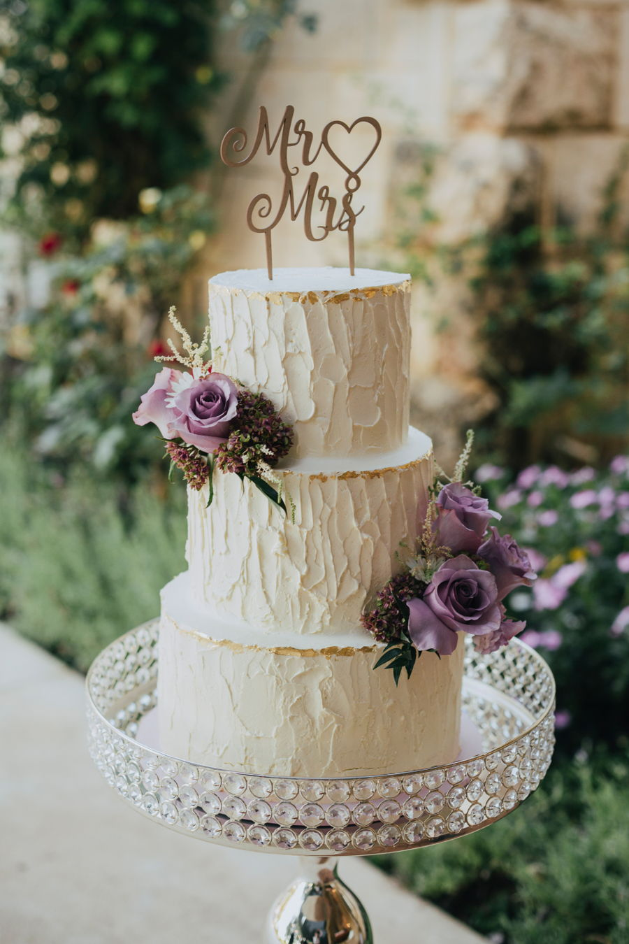 Rustic Buttercream on Cake Central