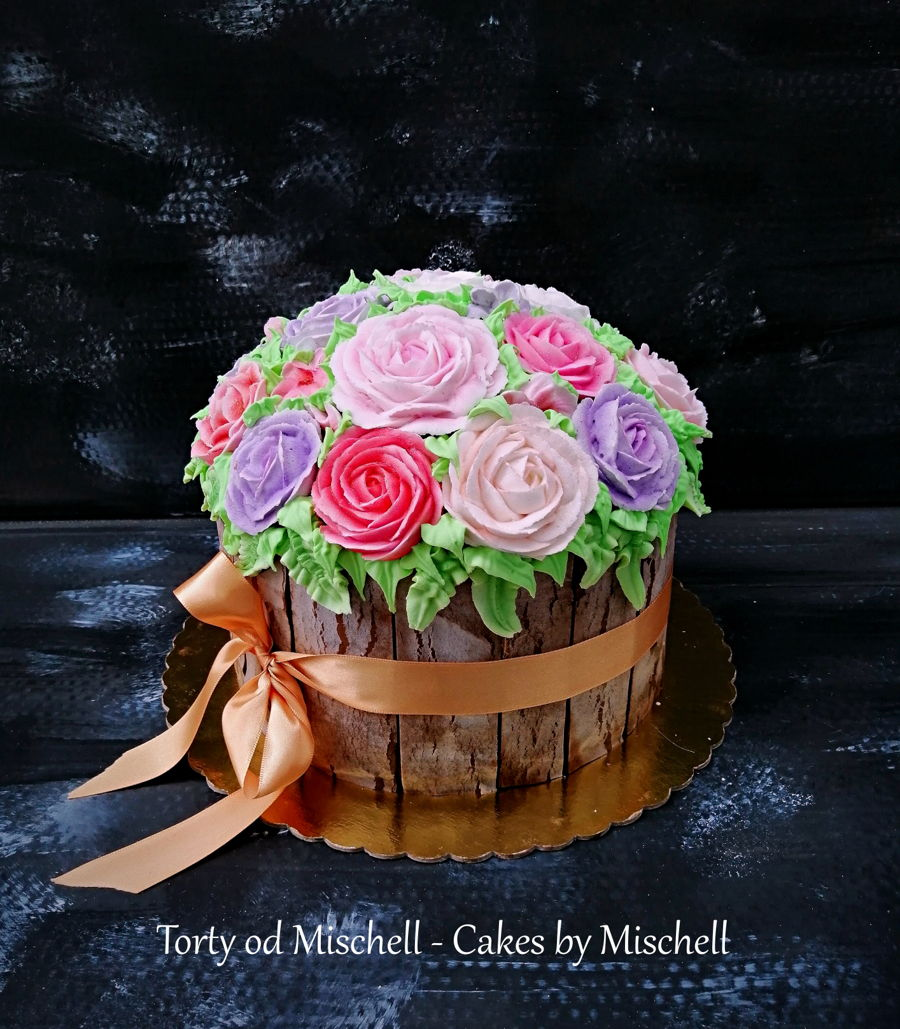 Simply Flowers on Cake Central