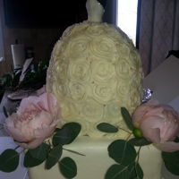 Bridal Shower - Wedding Dress Cake Same other pictures in gallery