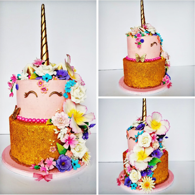 Unicorn Magic on Cake Central