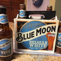 Blue Moon Beer 50th birthday celebration
