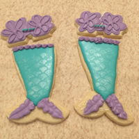 Mermaid Cookies Mermaid Cookies