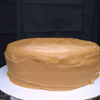 Southern Caramel Cake This was a Relay for Life donation