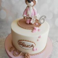 Teddy Bear Birthday Cake Teddy bear