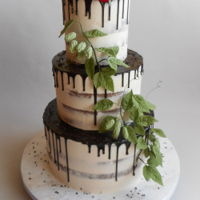 Wedding Naked Cake Wedding naked cake