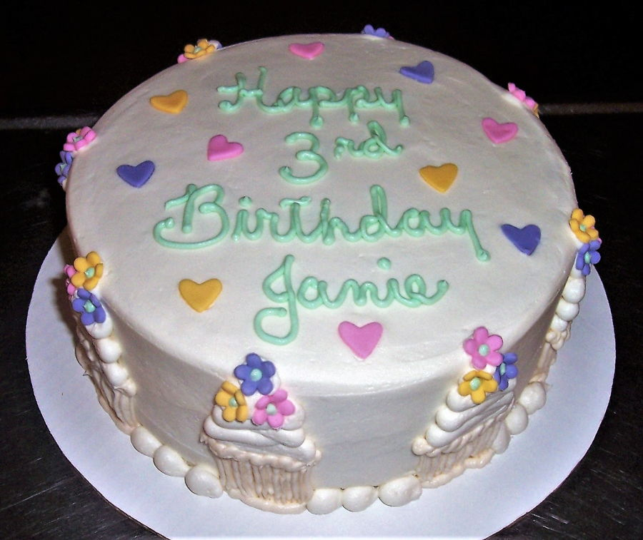 Birthday Cake For Janie on Cake Central