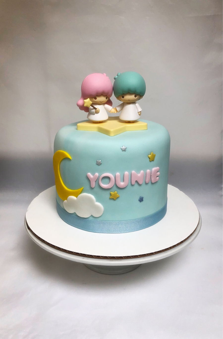 Little Twin Stars on Cake Central