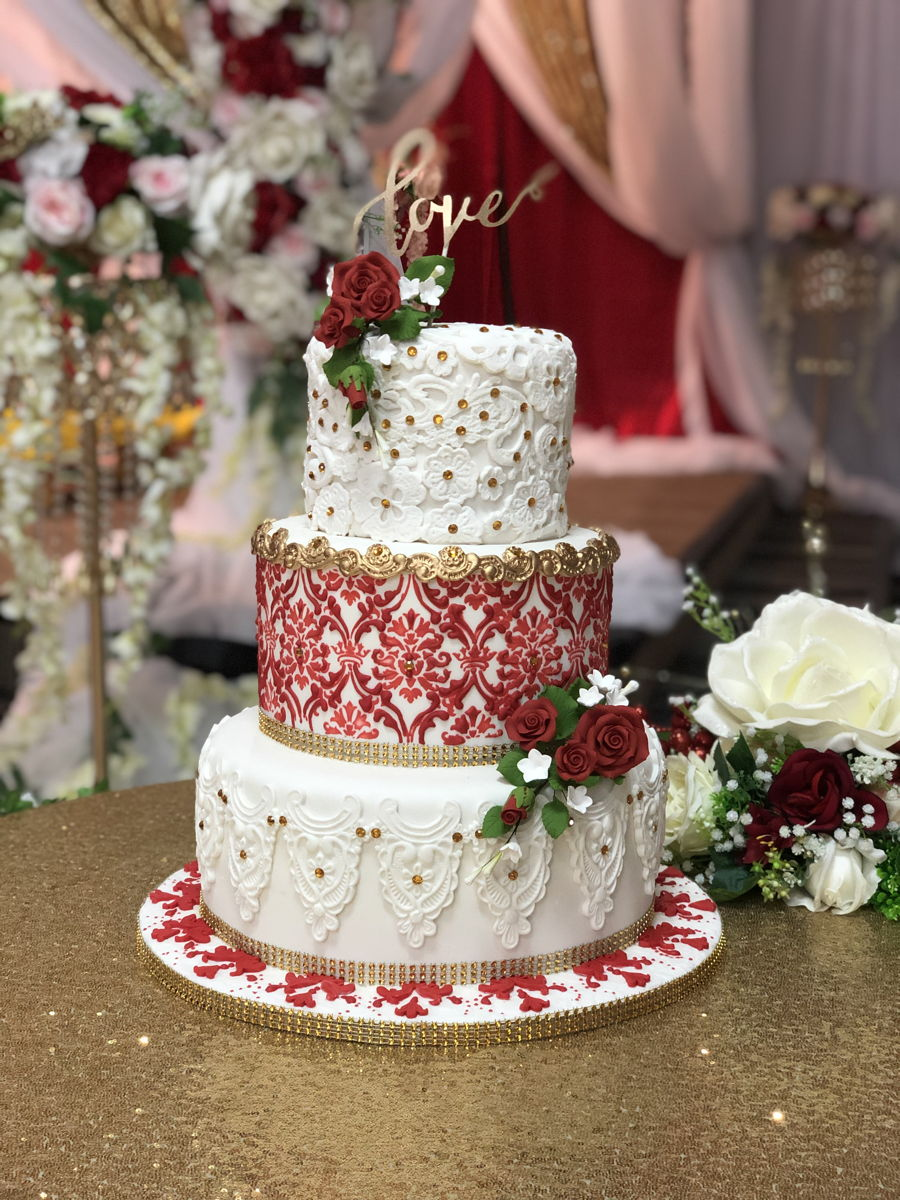 Love & Lace on Cake Central