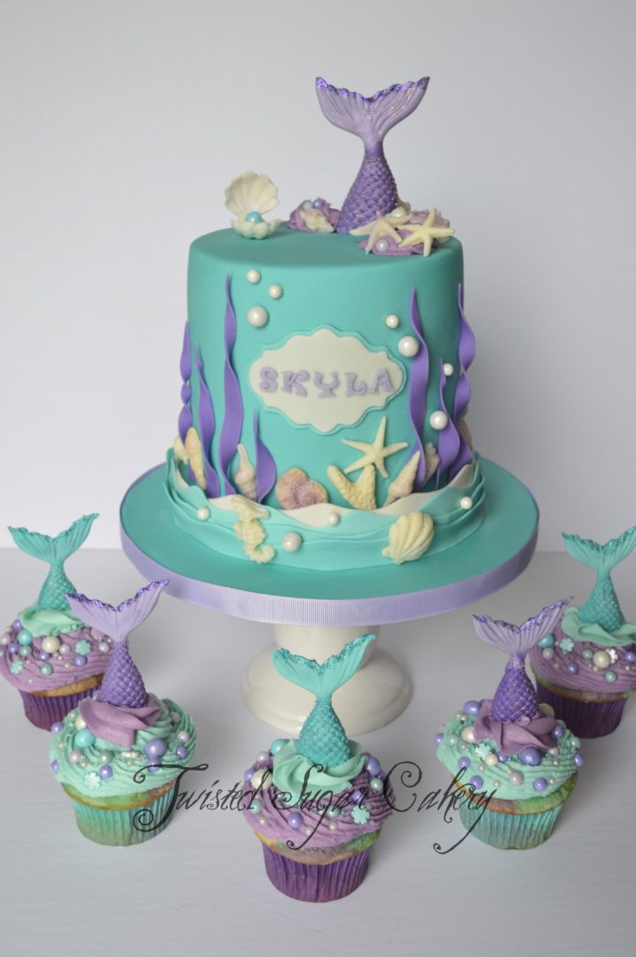 Mermaid Birthday on Cake Central