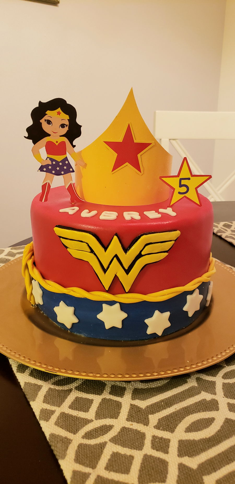 Wonder Woman on Cake Central