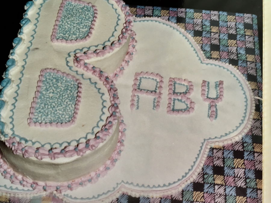 B For Baby on Cake Central