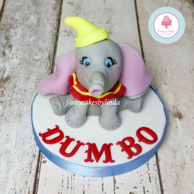 Dumbo The Elephant on Cake Central