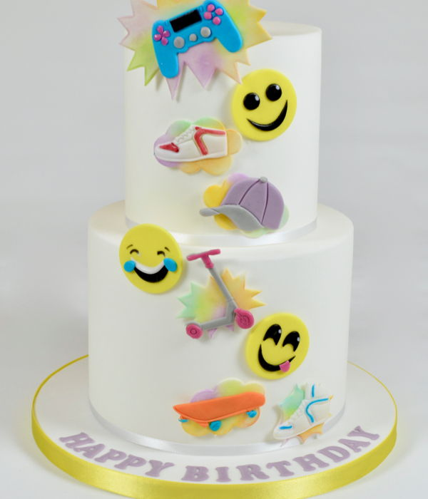 Cool Dude Celebration Cake