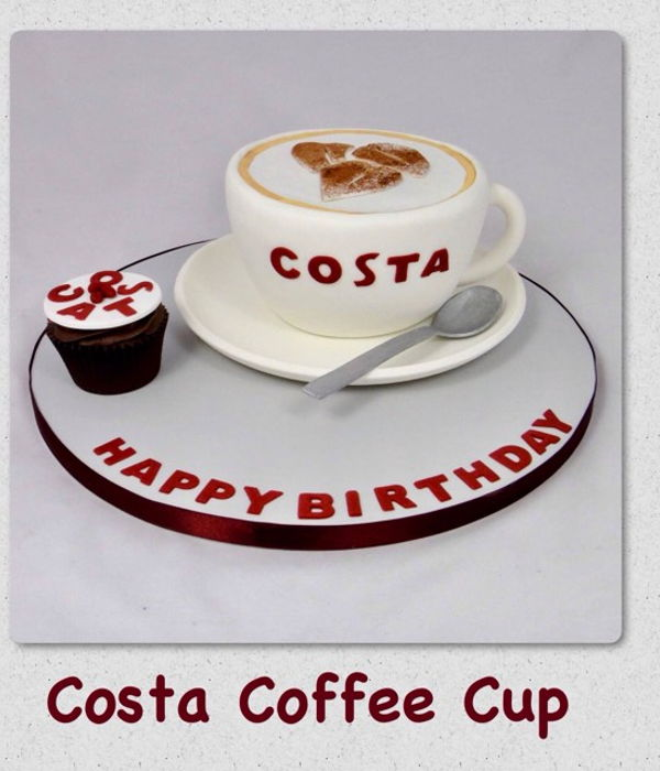 Costa Coffee Anyone?