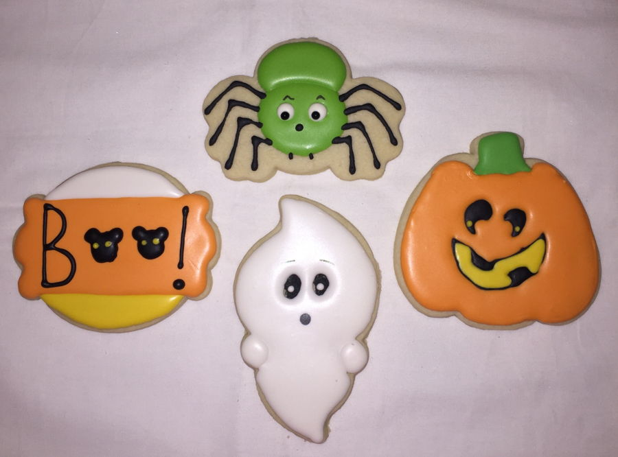 Happy Halloween Cookies #2 on Cake Central