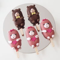 Cakesicles For my kids at school