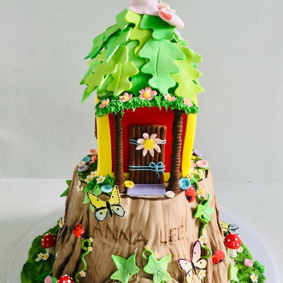 Tinkerbell Pixie Magical House