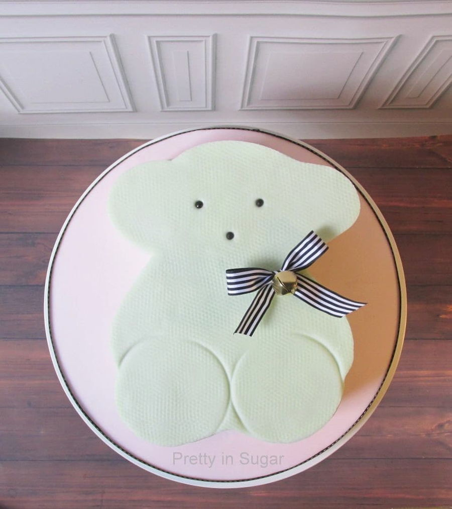 Tous Bear on Cake Central