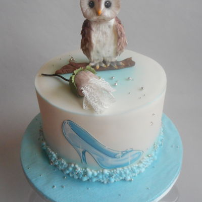 The Cinderella Fairy Tale Owl