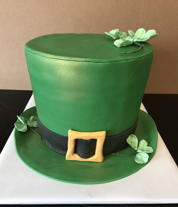 3D St Patrick'S Day Hat