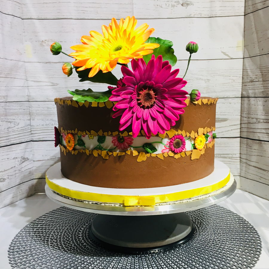 Bright And Cheery on Cake Central