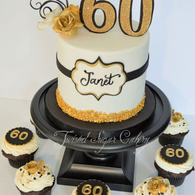 Black & Gold 60Th
