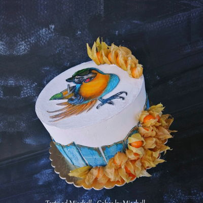 Parrot Cake