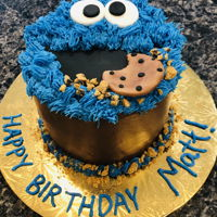 Cookie Monster GF Chocolate bonanza :)