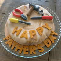 Father's Day Cake Father's Day Cake