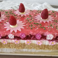 For My Daughter Bd Roseberry cheese cake