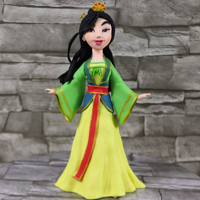 Mulan Cake Topper I loved making this Mulan cake topper, it was a bit challenging and, I know that there is a lot that I need to improve, however, I'm...