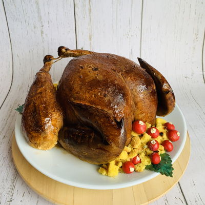 Realistic Turkey Cake