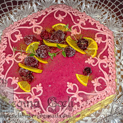 Sweet Valentines - Blackberry Lemon Opera!